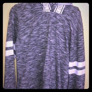 this grey sweatshirt